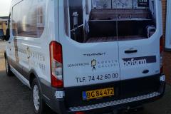 tvis køkkener firmabil