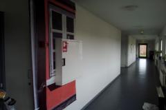 Dekoration af væg på plejehjem 1