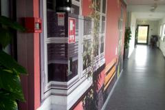 Dekoration af væg på plejehjem 2