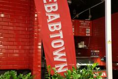 Kebabtown Beachflag