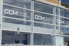Folielogo til CCM