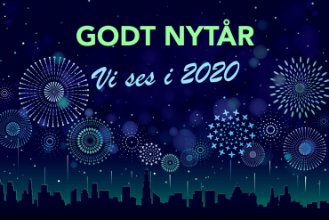 godt nytår - vi ses i år 2020